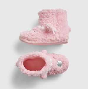 Kids Llama Slippers Size:12/13